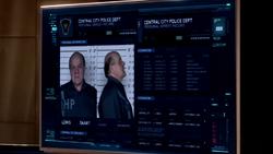 Lewis Snart's criminal record