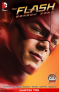 The Flash Season Zero chapter 2 digital cover