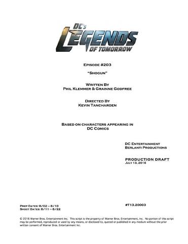 File:DC's Legends of Tomorrow script title page - Shogun.png