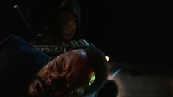 Prometheus threatens Tobias Church