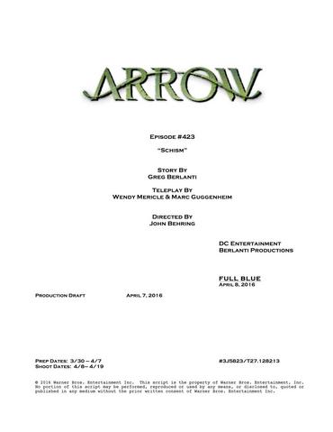 File:Arrow script title page - Schism.png