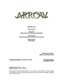 Arrow script title page - Year's End.png