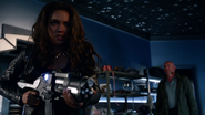 Amaya with a speedster weapon