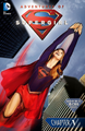 Adventures of Supergirl chapter 1 full cover.png