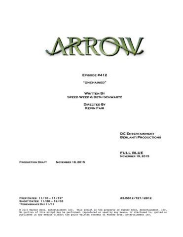 File:Arrow script title page - Unchained.png