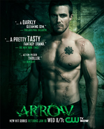 Arrow reviews promo