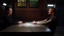 Lena visits Lillian in prison