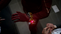 The bomb on The Flash's wrist placed by The Trickster.png