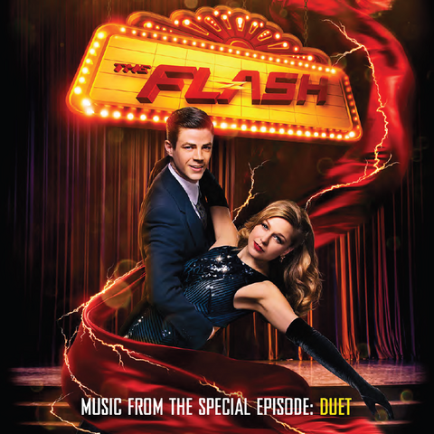 File:The Flash – Music From the Special Episode Duet cover.png