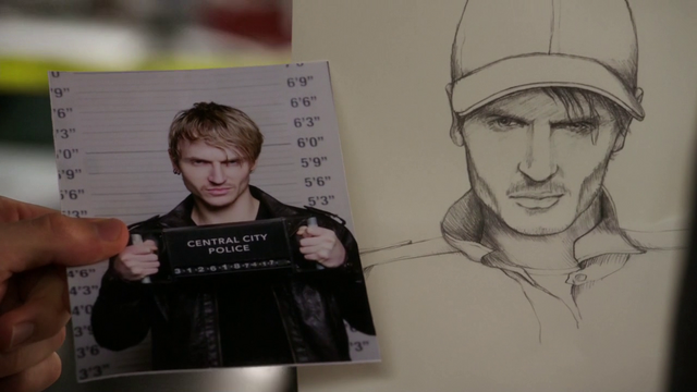 File:Eyewitness' sketch and Clyde Mardon's photo.png