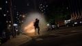Barry Allen breaks the sound barrier.png