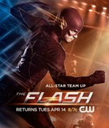 The Flash - All-Star Team Up