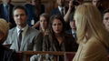 Oliver and Thea at their mother's trial.png