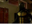 Brie Larvan's combat robot