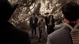 The Legends approach Jonah Hex and Nate Heywood