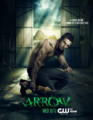Arrow promo - A heroic future forged by a tortured past.png