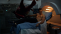 Mon-El attacks Supergirl after he awakens.png