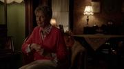Hannibal Bates as his grandmother
