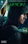 Arrow chapter 26 digital cover
