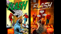The Flash season 2 poster - The Flash of Two Worlds.png