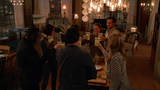 Jeremiah Danvers' homecoming dinner