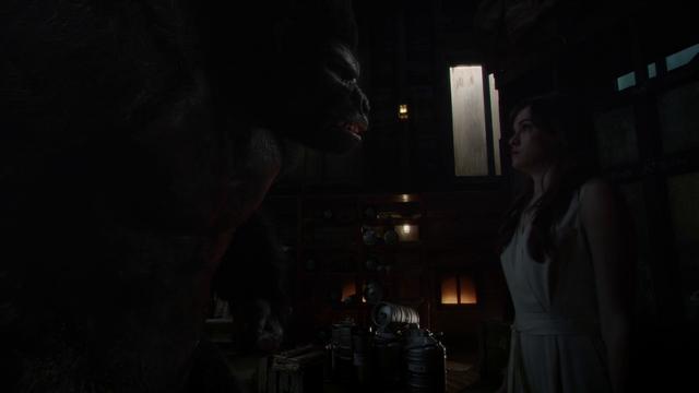File:Grodd asks Caitlin to make other gorillas like him.png