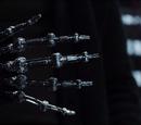 Cisco Ramon's prosthetic hands