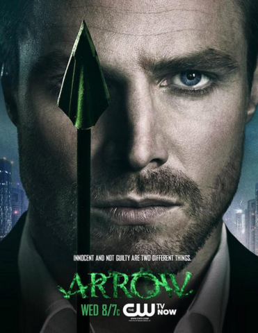 Ficheiro:Arrow promo - Innocent and not guilty are two different things.png