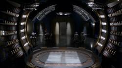 S.T.A.R. Labs' basement