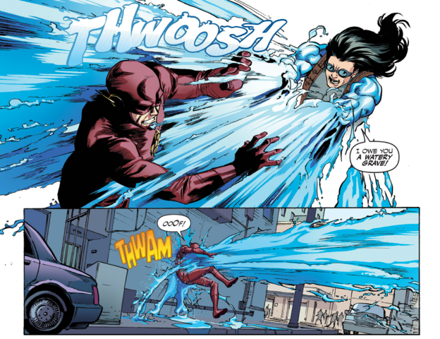 Archivo:Hydro Hunter shoots water at The Flash.png
