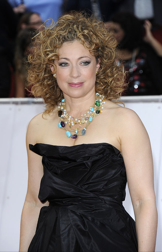 alex kingston photos