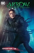 Arrow The Dark Archer chapter 12 digital cover