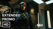 "Arrow 2x19 Extended Promo ""The Man Under the Hood"" (HD)"