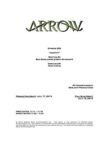 File:Arrow script title page - Identity.png