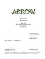 Arrow script title page - Dark Waters.png