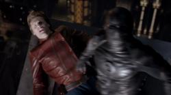 Zoom tries to kill Jay Garrick
