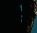 Oliver Queen's cybernetic arm