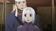 Arslan with his guard