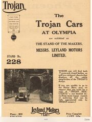 Trojan Leyland ad