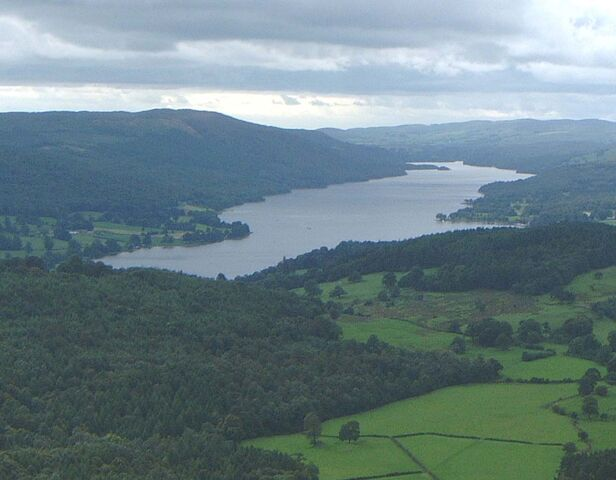 File:Coniston Water from Holme Fell.jpg
