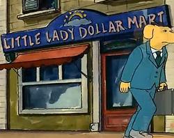 Crown City Little Lady Dollar Market