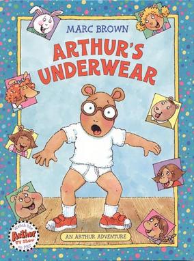 Arthur's Underwear Book