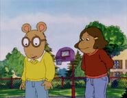 Arthur Cleans Up 50