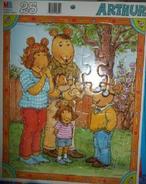 Read family puzzle milton bradley