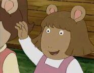 Arthur's Cousin Catastrophe 106
