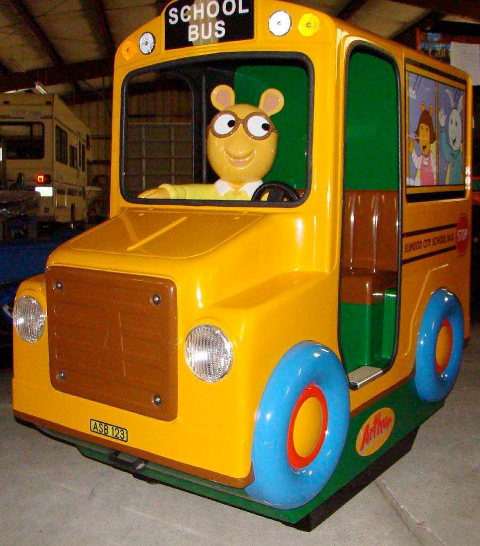 Arthur School Bus Ride Arthur Wiki Fandom Powered By Wikia