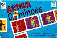 Arthur's dominoes rerelease front
