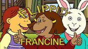 Flippty francine show title