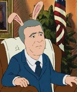 Alternate president