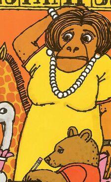 Arthur's Nose - Ms. Yollanda